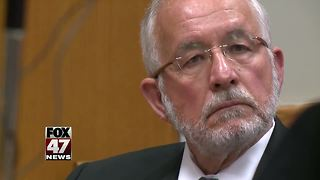 Complaint filed against former MSU dean - Video