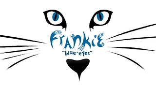 "Inspirational story of Frankie ""Blue Eyes"" the pet therapist"