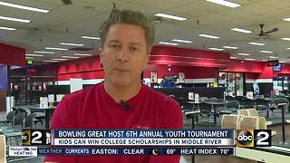 6th Annual Youth Tournament - Video