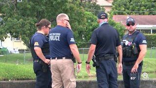 Body found in West Palm Beach canal Saturday afternoon