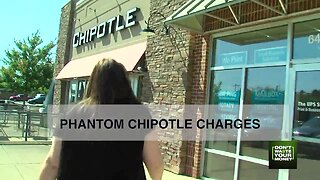 Phantom Chipotle Charges
