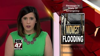 Whitmer declares state of emergency for Newaygo County due to recent flooding