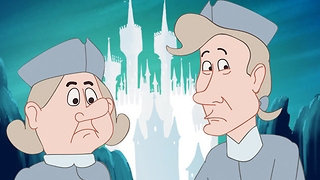 The Horror Story In Cinderella No One Mentions - Video