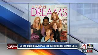 Interview: Overland Park woman is top-selling Avon representative - Video