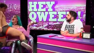 Adore Delano on Hey Qween with Jonny McGovern - Video
