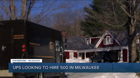 UPS holds hiring blitz Friday; looks to fill 480 seasonal jobs in Milwaukee