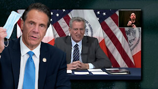 Failure Has Consequences! Governor Cuomo Stripped of Emergency Declaration Powers in NY