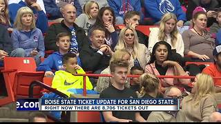 Hutchison scores 21, Boise State beats Fresno St - Video