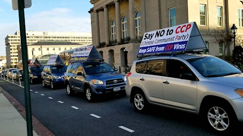 SAY NO TO CCP in DC
