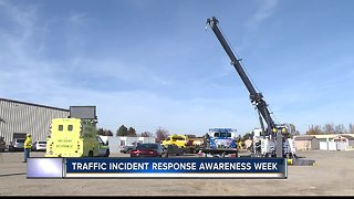 Traffic incident response awareness week - Video