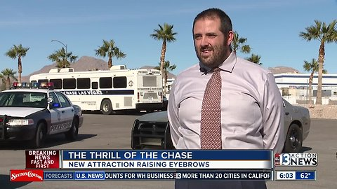 Local attraction leads drivers on a hot-pursuit