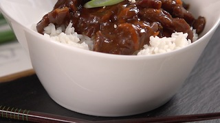 Crock Pot Mongolian Beef - Video