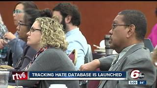 Tracking hate database online launched - Video