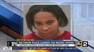 Missing Vulnerable Adult - Video