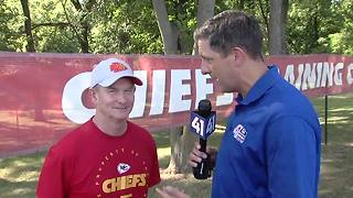 Voice of the Chiefs talks excitement for season - Video