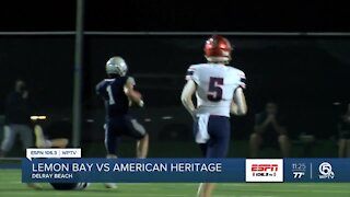 American Heritage advances to regional finals