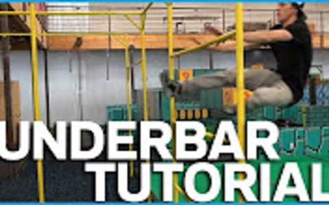 Underbar tutorial – parkour and freerunning: How to