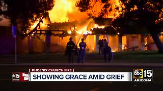 North Phoenix church destroyed by fire
