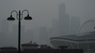 Wildfire Smoke Caused A Spike In Hospital Visits