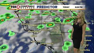 FORECAST: Scattered Storms Continue This Week - Video