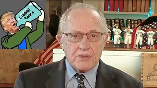 Alan Dershowitz destroys Dem claims that Trump is 'co-conspirator'