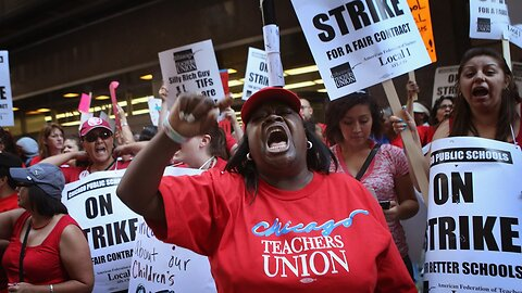 Comparison Of Chicago Administrations As Teacher Strike Looms