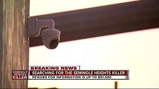 Seminole Heights neighborhood stepping up security, installing more cameras - Video