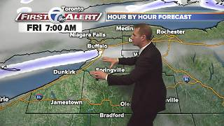 7 First Alert Forecast 12/15/17 - Video