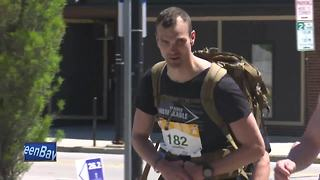 Green Bay man makes marathon history - Video