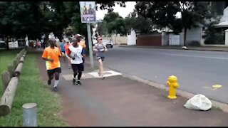 SOUTH AFRICA - Durban - Jogging (Video) (4bt)