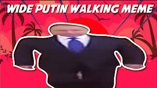 Wide Putin Walking Meme Music | Fracture Music |