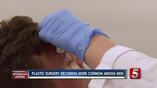 More Millennial Men Opting For Cosmetic Procedures; Few Will Talk About It - Video