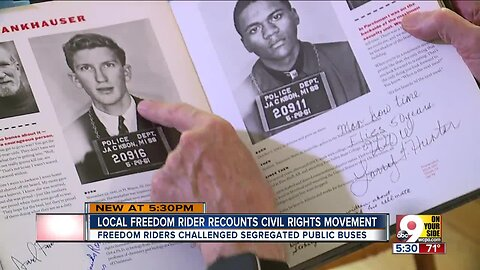 Meet the first white man jailed for supporting Freedom Riders in the '60s