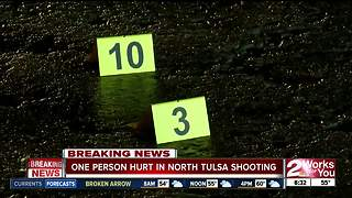 Shooter fires multiple round, hits teen in back of head - Video