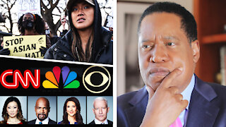 What the Media Doesn't Tell You About Asian American Hate Crimes | Larry Elder