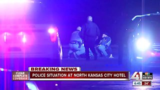 3 in custody after shots fired inside Northland hotel