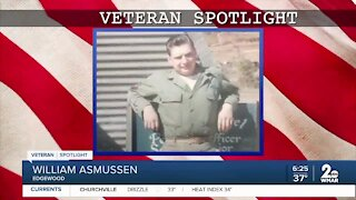 Veteran Spotlight: William Asmussen
