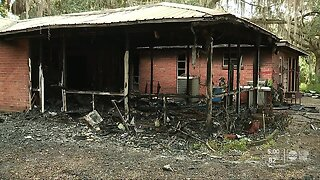 Elderly couple killed in Mulberry house fire