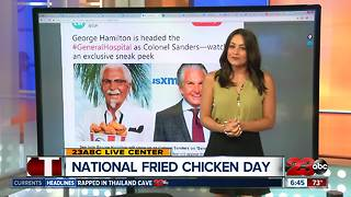 National Fried Chicken Day - Video