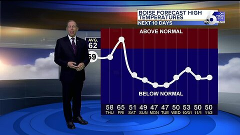 Scott Dorval's On Your Side Forecast - Wednesday 10/23/19