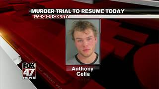 Trial to pick back up for man accused in 2016 murder - Video