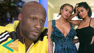 Kylie Jenner BACKSTABBED By BFF Stassi! Lamar Odom Reveals Thoughts On Tristan Thompson! | D