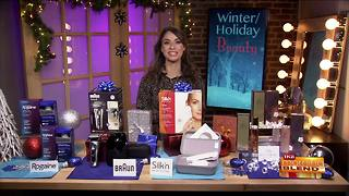 Winter Beauty Tips and Holiday Gifts - Video