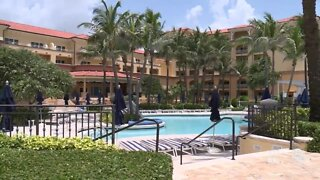 Hotels optimistic ahead of holiday weekend reopening