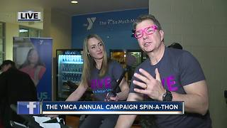 The Treasure Valley YMCA raises awareness for Annual Campaign
