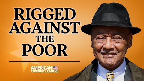Why Elitism Is a Bigger Problem Than Racism—Bob Woodson on Tackling Poverty, Drugs, & Crime   American Thought Leaders