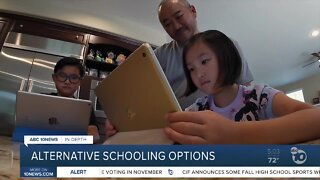 Charter schools that offer homeschool forced to waitlist thousands of families