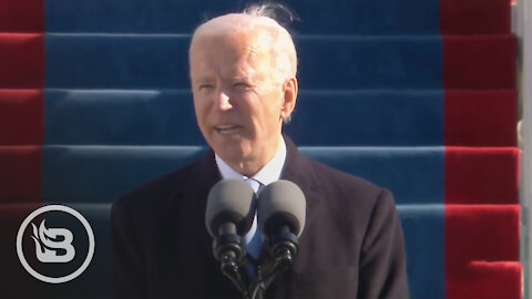 "Right After Being Inaugurated, Biden Carries Out His ""First Act As President"""