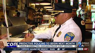 Predictive Policing to Begin Next Month - Video
