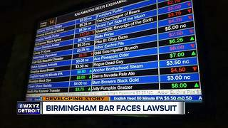 Western Michigan bar suing metro Detroit bar over